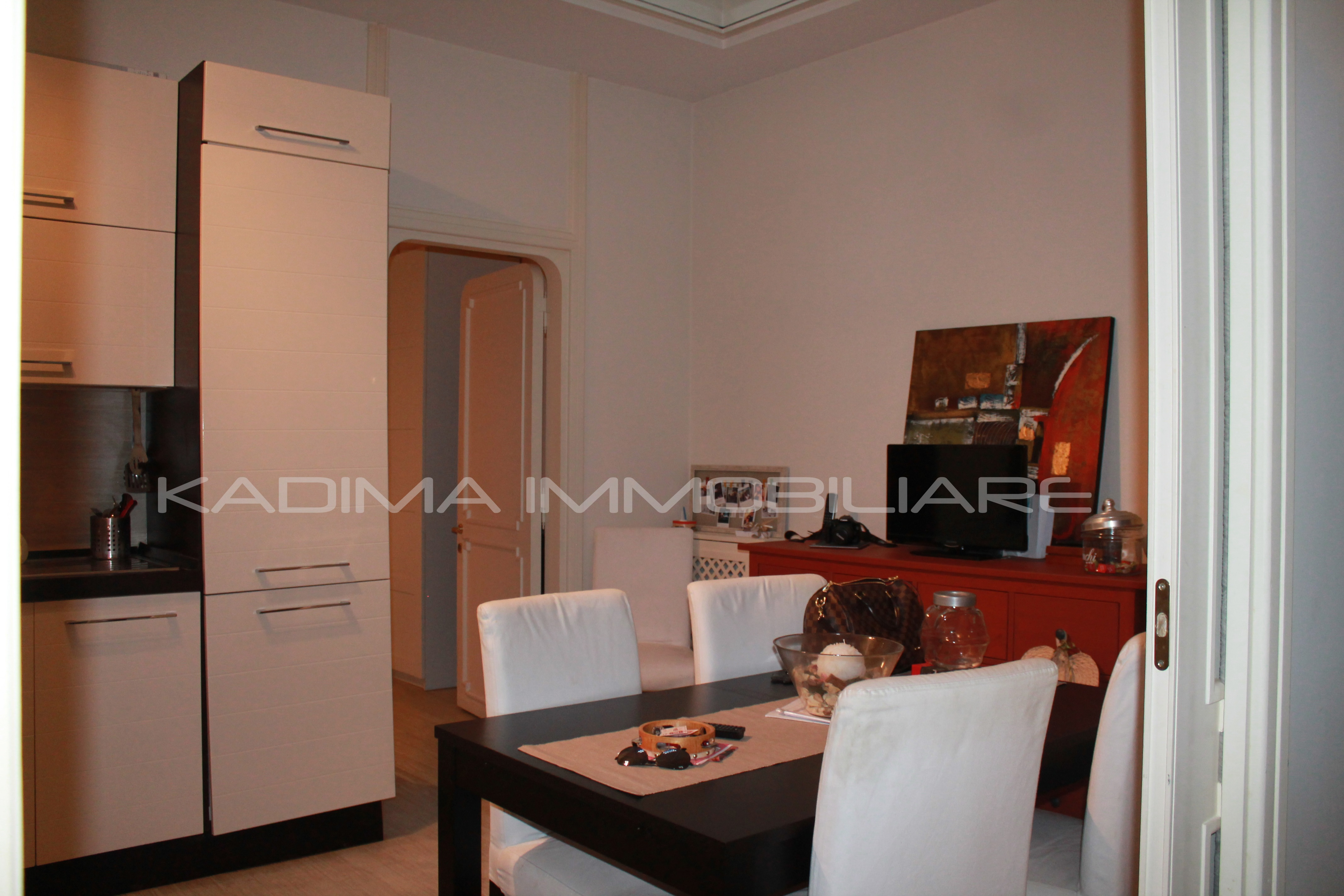 Appartamento zona Castro Pretorio