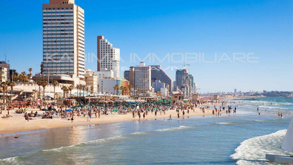 Tel Aviv – Nuovo Appartamento Quartiere Florentin